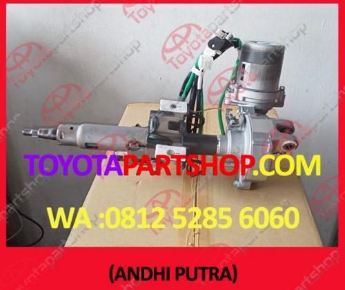 jual steering column toyota alphard original hub 081252856060